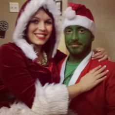 martha and the grinch