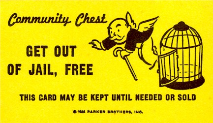 GET OUT OF JAIL FREE CARD: From Felon to Stepdad of the Year