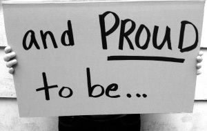 and proud