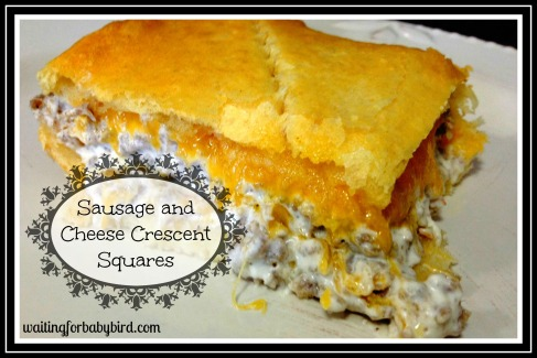 main Sausage and Cheese Crescent
