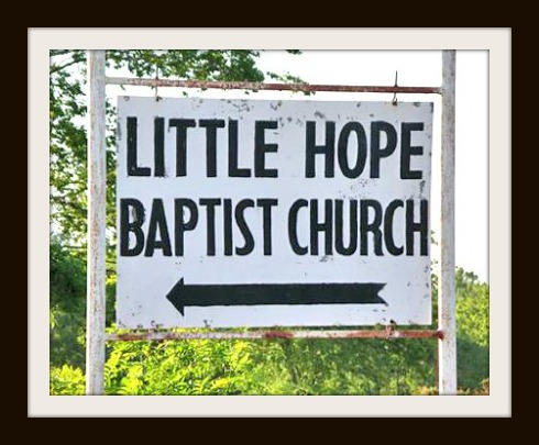Little Hope Baptist Church