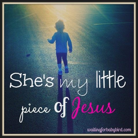 Pink Piece of Jesus