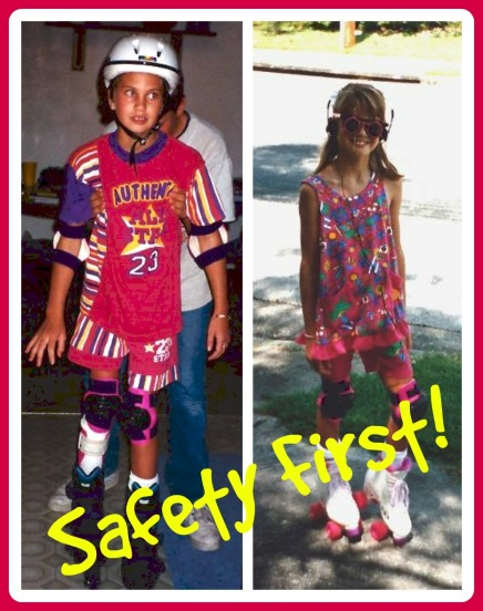 Safety First Collage