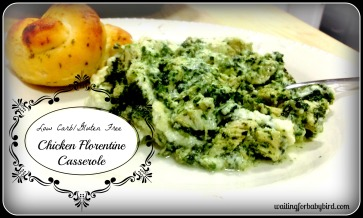 Chicken Florentine Casserole