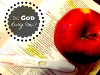 But Did God Really Say