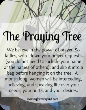 The Praying Tree 1