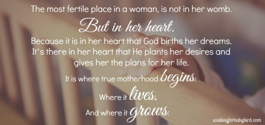 The most fertile part of a woman