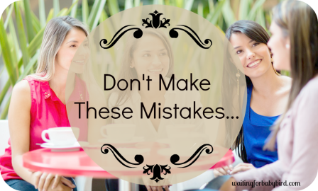 Don't Make These Mistakes