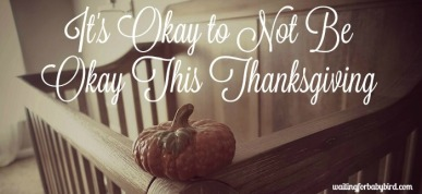 To the One Hurting This Thanksgiving smaller