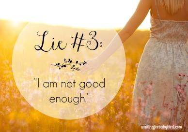 Lie #3